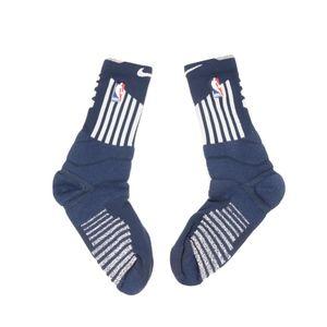 New Nike 2XL Detroit Pistons NBA Team Issue Socks
